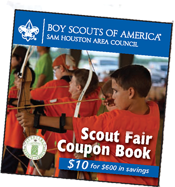 boy scouts of america books