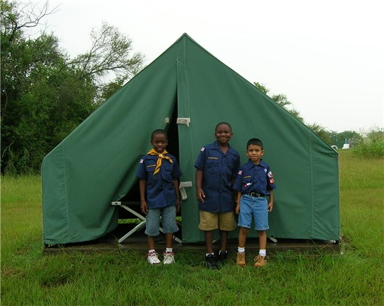 Essay scouts camping prank
