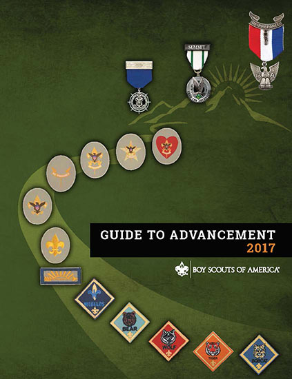 Guide to Advancement cover