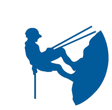 action graphic climbing