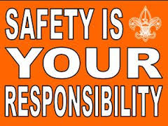 Safety is Your Responsibility poster