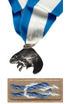 Silver Beaver Award graphic