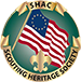 SHAC Scouting Heritage Society logo