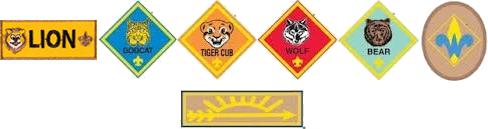 Cub Scouting Advancement — Sam Houston Area Council