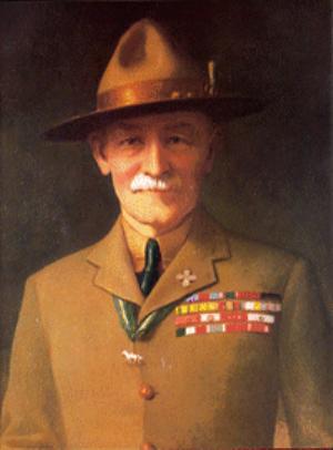 Baden Powell Dinner Sam Houston Area Council