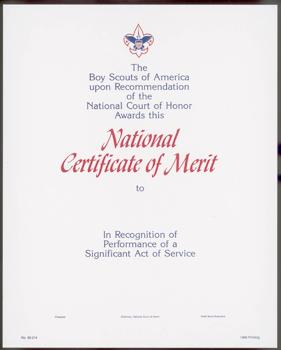 Life Saving & Meritorious Action Awards — Sam Houston Area