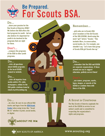 Right Way To Refer Scouts Bsa