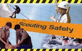 Scouting Safely graphic