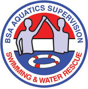 BSA aquatics graphic
